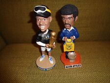 DAVID WEST AND ALVIN ATTLES   BOBBLEHEAD