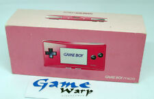 Console Nintendo Game Boy Micro Rose - Rosa (GBA) - NUOVO - NEW