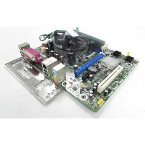 Intel DH61 LGA1155 Motherboard + Intel i3-3220 + 4GB DDR3 + Backplate