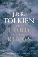 Lord Of The Rings, Paperback by Tolkien, J. R. R., Brand New, Free shipping i...