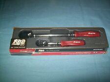 Snap On 38 14 Drive Chrome Ratchet Rat2tfhlmrx Dual 80 Tech 100yr Edition