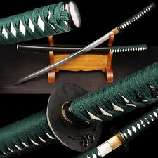 Hand Forged Japanese Samurai Sword Katana 1095 High Carbon Steel Sharp Blade