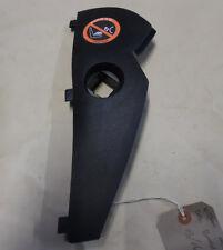 4458 D6D 03-06 NISSAN MICRA K12 FRONT PASSENGERS NSF DASH DASHBOARD END TRIM