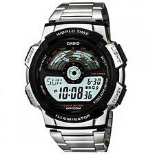 Casio Aircraft AE-1100WD-1A Illuminator Digital Watch AE1100 COD Paypal