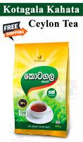 Kotagala Kahata Pure Ceylon Black Sri Lanka Natural Tea 200g 7.05oz Pack