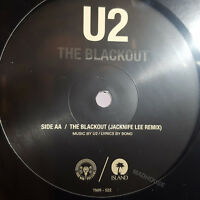 "U2 12"" The Blackout RECORD STORE Day Black Friday Vinyl 2017 Third Man SEALED"