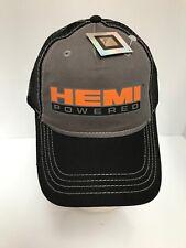 More details for dodge hemi powered cap mess back official licensed