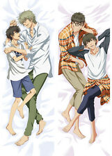 Yaoi Anime Super Lovers Dakimakura Pillow Case Cover cosplay 78011