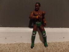 KOFI KINGSTON wwe FLEX FORCE mattel FIGURE wrestling
