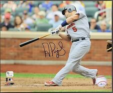 Albert Pujols Signed St. Louis Cardinals 8x10 Photo Autographed GA COA