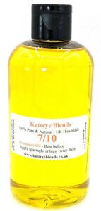 B7/10 Arthritis, Joint Ease, Fibromyalgia Treatment Oil x 250ml 100% Natural