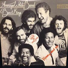 The Average White Band & Ben E. King Benny and Us  Album Atlantic SD 19105 PROMO