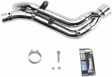 2014 R1 Two Brothers Cat Eliminator Y Pipe Slip On Exhaust Link 2011 2012 2013
