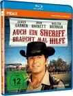 Blu-ray -Auch ein Sheriff braucht mal Hilfe *Westernkomödie James Garner * Pidax