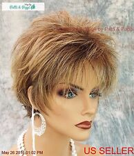 """COCO"" BY ROP CLASSIC CAP WIG ☆ *HARVEST GOLD * ☆ NEW IN BOX WITH TAGS 513"