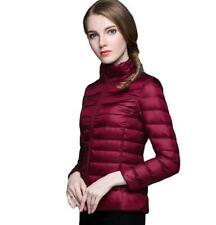UNIQLO'S Factory Sale! Womens 90% Down Jacket Puffer Coat Ultralight Outdoor