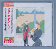New Brian Eno Another Green World Japan Promo CD w/ Obi TOCP-54176 Paul Rudolph