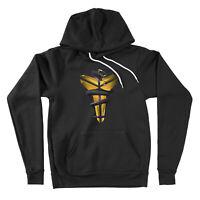 Black Mamba Snake Los Angeles Kobe Bryant Lakers Hooded Sweater Pullover Hoodie