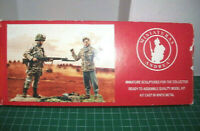 S5-S05 MINIATURAS ANDREA 1/32 D-DAY AFTER (1944), KIT CAST IN WHITE METAL