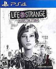 Life Is Strange: Before the Storm (Sony PlayStation 4) PS4 new sealed video game