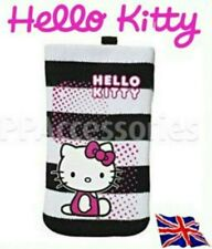 Hello Kitty Mobile Phone Sock iPhone MP3 Player Cleaning Sock New Official Sanio