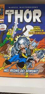 Mini Lotto Marvel Masterworks : Thor n.10 + Marvel  Due in uno n.2