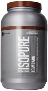 Nature's Best ISOPURE Protein Powder 3 LBS Pounds FREE SHIPPING PICK FLAVOR