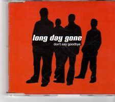 (FK440) Long Day Gone, Don't Say Goodbye - 2008 CD