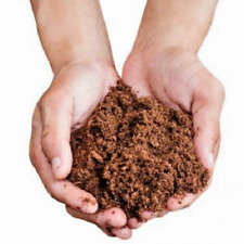Finely Milled Sphagnum Peat Moss: 16 Cups / 1 Gal - Fertilizer Free Plant Soil!