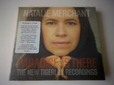 NATALIE MERCHANT PARADISE IS THERE THE NEW TIGERLILY RECORDINGS CD AND DVD NEW