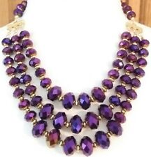 High End Vintage Estate Rhinestone NECKLACE Jewelry