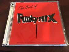 FUNKYMIX BEST OF VOL 1 CD ROB BASE TONE LOC SALT N PEPA PUBLIC ENEMY BOBBY BROWN