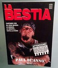 La bestia Paul Di'Anno Libro Vedere Foto