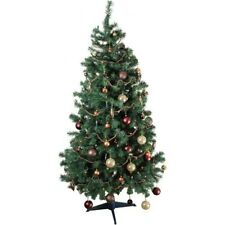 Homegear Alpine Deluxe 6ft Artificial Green Christmas Tree