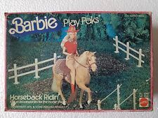 BARBIE TANYA SINDY OUTFIT / ACCESSORIO PLAY PAKS HORSEBACK RIDING FOR HORSE