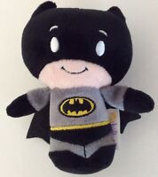 Itty Bittys Batman Brand Bean Bag listed as used because tags have been removed