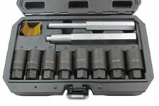 Wheel lock removal Kit opens almost all Locking wheel nuts 10pc (US PRO 6178)