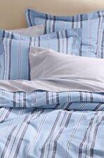 Lands' End Pillow Sham Size: Euro New Oxford Stripe