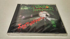 NEW TOXSICK INTOXSICKATION 2002 Detroit Chop Shop Shaggy 2 Dope Twiztid og  ICP