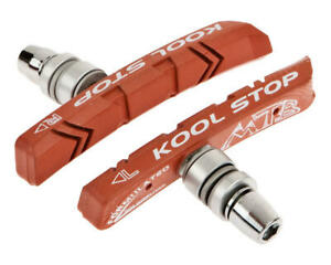 Kool Stop Mountain V-Brake Pads (Salmon) (Pair) [KS-MTTSA]