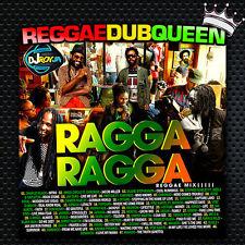 DJ Roy - Ragga Ragga Reggae Mixtape. Reggae Mix CD.