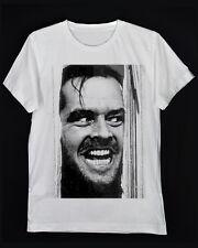 Jack Nicholson John Joseph Nicholson The Shining Jack Torrance White T-Shirt b