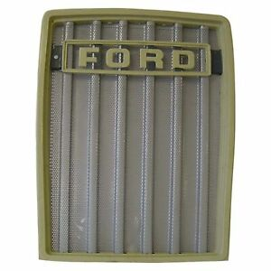 FRONT GRILL for Ford Tractor 231 2600 335 3600 3900 515 531 532 5600 6600 7600