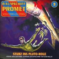 FOLGE 9-GEFANGENE DER DOPPELSONNE TEIL 1 (STURZ IN - RAUMSCHIFF PROMET)  CD NEU
