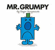 Mr. Grumpy by Roger Hargreaves Paperback 1978