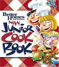 New Junior Cookbook (Better Homes & Gardens Cooking) by Better Homes and Gardens