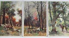 Sammler Motiv-Ansichtskarten aus Österreich mit dem Thema Künstlerkarte