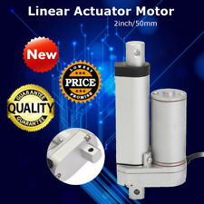 12V 2 inch Linear Actuator Motor Adjustable Electric Industry Heavy Duty Lifting