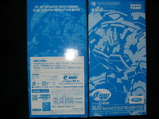 BT-18 TRANSFORMERS E-Hobby Exclusive Binaltech Rijie Clear Mirage Alternators
