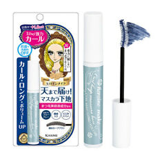 [ISEHAN KISS ME] Heroine Make Curl Keep Lengthening Mascara Base BLUE GRAY 6ml